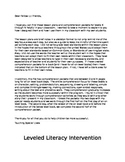 Leveled Literacy Intervention-blue Bundled K, L, M, N- 40 lessons & 93 comp pgs