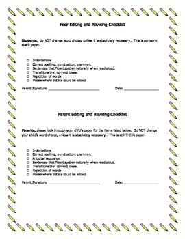 Differentiated Paragraphs