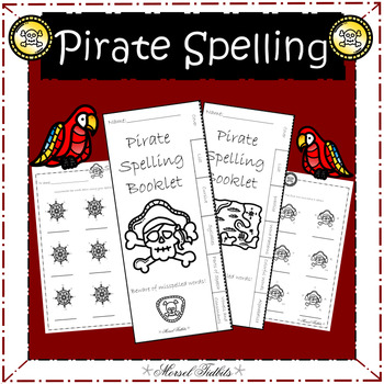 Leveled Pirate Spelling