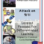 Leveled Rdg Passages for Differentiation: Attacks on 9/11 September 11, 2001