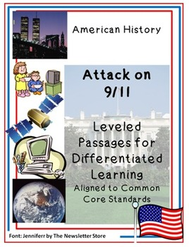 Leveled Rdg Passages for Differentiation: Attacks on 9/11
