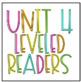 Leveled Reader Labels