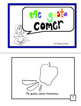 Leveled Reader in Spanish
