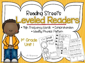 Leveled Readers