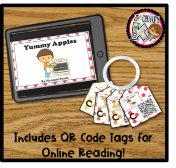 Leveled Readers for Guided Reading - Fall Changes - Levels A, B, & C