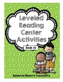 Leveled Reading Center Activities Book 2