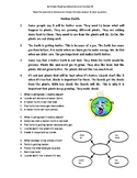 Leveled Reading Comprehension Passages-Global Warming