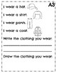 Leveled Reading Comprehension Passages ~ Guided Reading ~ Level A ~ Leveled Text