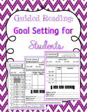 Leveled Reading: Goal Setting Template for Students