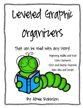 Leveled Reading Graphic Organizers