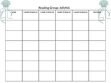 Leveled Reading Group Mastery Charts