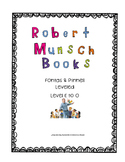 Leveled Robert Munsch Books