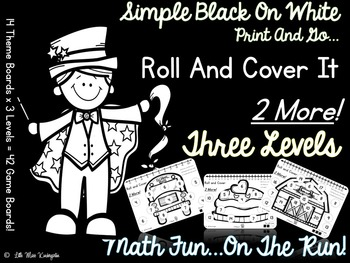 Leveled Roll The Dice +2 More All Year!