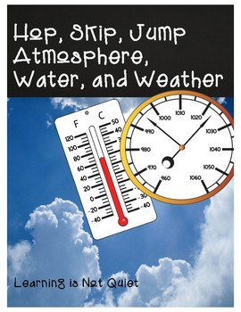 Leveled Science Challenges: Weather, Atmosphere, and Water Cycle