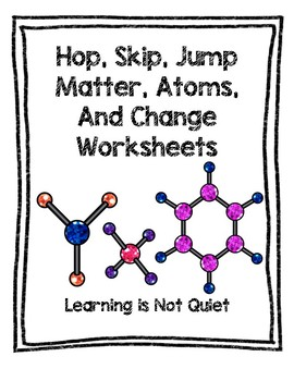 Leveled Science Challenges: Atoms, Matter, and Change (Differentiated)