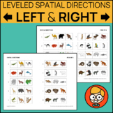 Leveled Spatial Directions: Right/Left