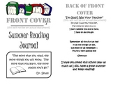 Leveled Summer Reading Journal--Books at F&P Levels O-S