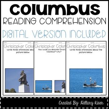 Leveled Text U: Christopher Columbus