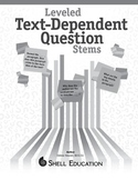 Leveled Text-Dependent Question Stems (eBook)
