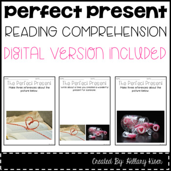Leveled Text M: The Perfect Present