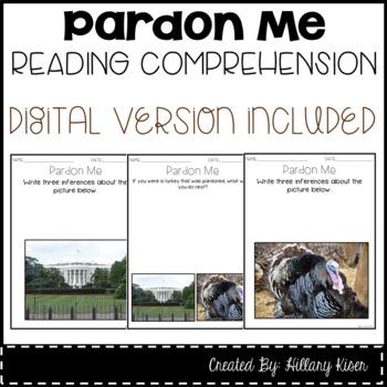 Leveled Text Q: Pardon Me
