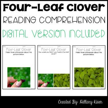 Leveled Text W: Four-Leaf Clover