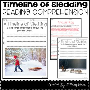 Leveled Text X: A Timeline of Sledding