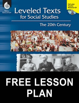 Leveled Texts: Civil Rights Movement (FREE)