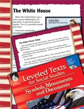 Leveled Texts: White House (eLesson)