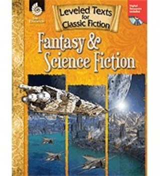 Leveled Texts for Classic Fiction: Fantasy and Science Fiction (Physical Book)