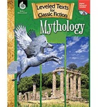 Leveled Texts for Classic Fiction: Mythology (Physical Book)