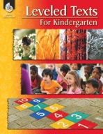 Leveled Texts for Kindergarten