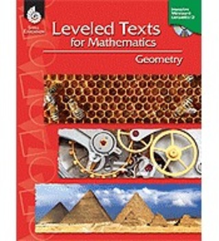 Leveled Texts for Mathematics: Geometry (Physical Book)