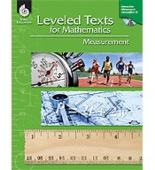 Leveled Texts for Mathematics: Measurement (Physical Book)