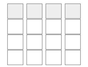 Leveled WH- Category Sort