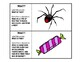 Halloween: Leveled WH Question, Describing, Sentence Formulation Activity