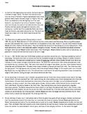 The Battle of Gettysburg - Free!!