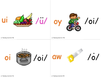 Alphabet Keyword Flash Cards (Advanced) (OG)