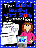 Levels A - J (DRA1-18) Parent Newsletters & Reading Certificates-EDITABLE