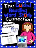 Levels A - J (DRA1-18) Parent Newsletters & Reading Certificates-EDITABLE