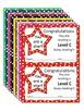 Levels A - J (DRA1-18) Parent Newsletters & Reading Certif