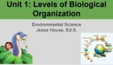 Levels of Biological Classification Digital Simulation Tour