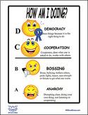 Levels of Development Poster #2