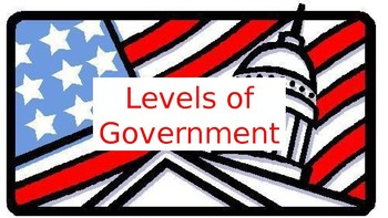 Levels of Government PowerPoint