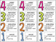 Levels of Learning Poster and Bookmarks