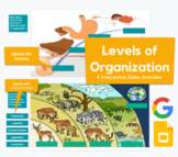Levels of Organization in Ecosystems and Organisms   REMOT