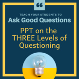 Levels of Questioning PPT