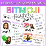 Levels of Understanding Bitmoji Posters