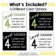 Levels of Understanding Classroom Posters {4 Different Sets Included!}