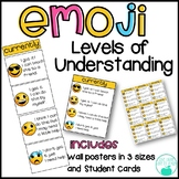 Levels of Understanding  Emoji-Theme Posters and Student Cards
